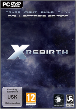 X Rebirth: Collector's Edition [v 4.1 + 2 DLC] [RePack от xatab]