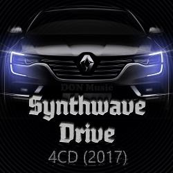 VA - Synthwave Drive (4CD)