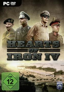 Hearts of Iron IV: Field Marshal Edition [RePack от xatab]