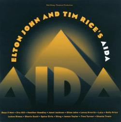 Various Artists - Elton John and Tim Rice's Aida