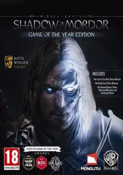 Middle-earth: Shadow of Mordor - Game of the Year Edition [Steam-Rip от Let'sPlay]