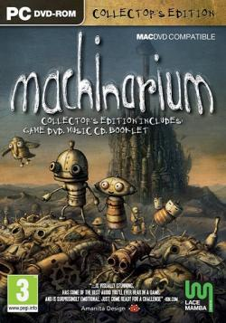 Machinarium: Definitive Version [Steam-Rip от Let'sРlay]