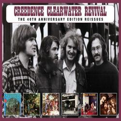 Creedence Clearwater Revival - The Complete Collection (The 40th Anniversary Edition Reissues)
