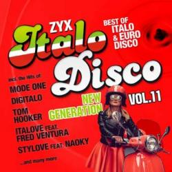 VA - ZYX Italo Disco New Generation Vol. 11 (2)