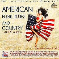 VA - American Funk Blues And Country