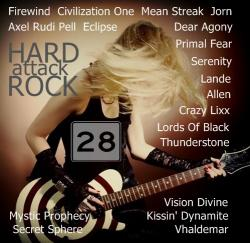 VA - Hard - Rock Attack vol.28