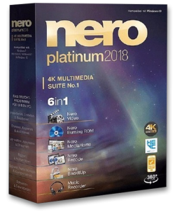 Nero 2018 Platinum 19.0.07300 Full RePack by Vahe-91