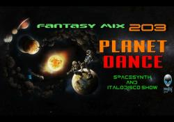 VA - Fantasy Mix 203 - Planet Dance