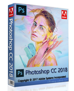 Adobe Photoshop CC 2018 (19.1.1) x86-x64 RePack by D!akov