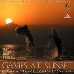 VA - Games At Sunset: Psy Goa Trance