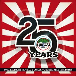 VA - 25 Years Bonzai Records