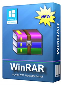 WinRAR 5.50 DC 29.11.2017 Final RePack by KpoJIuK