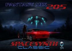 VA - Fantasy Mix 205 - Spacesynth Classic