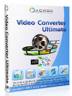 Acrok Video Converter Ultimate 6.0.96.1129 RePack by вовава