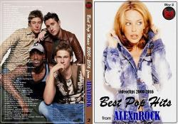 VA - Best Pop Hits 2000-2016 от ALEXnROCK (часть 2) 720p