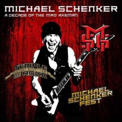 Michael Schenker - A Decade of the Mad Axeman (2CD)