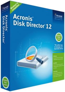 Acronis Disk Director 11 Home 11.0.2343 Update 2 11.0