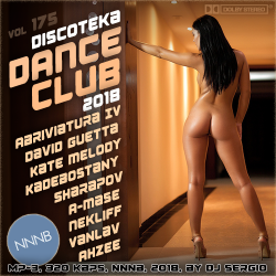 VA - Дискотека 2018 Dance Club Vol. 175 от NNNB