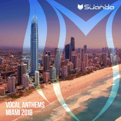 VA - Vocal Anthems Miami 2018