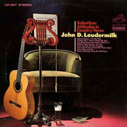 John D. Loudermilk - Suburban Attitudes In Country Verse