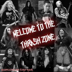 VA - Welcome to the Thrash Zone