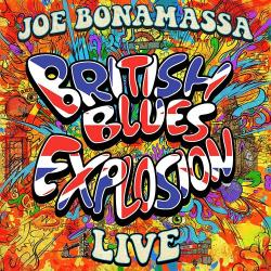 Joe Bonamassa - British Blues Explosion Live (2СD)