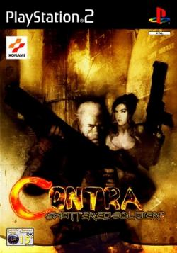 [PS2] Contra Shattered Soldier [RUS/ENG]