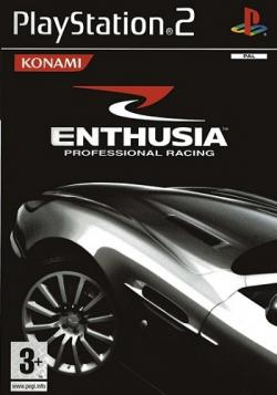 [PS2] Enthusia Professional Racing [Multi5]