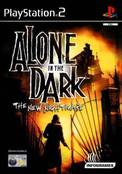 [PS2] Alone In The Dark 4 - The New Nightmare [RUS/ENG]