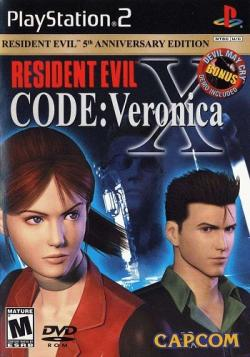 [PS2] Resident Evil - Code: Veronica X [Multi4]