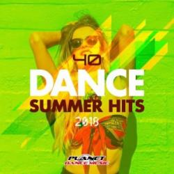 VA - 40 Dance Summer Hits 2018