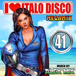 DJ Alex Mix - I Love Italo Disco Mix 41