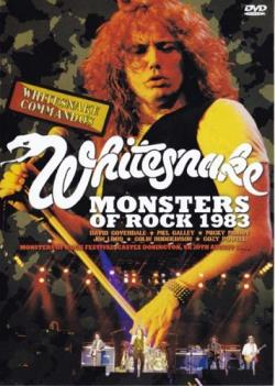 Whitesnake - Monsters Of Rock
