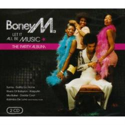 Boney M - Let It All Be Music-The Party Album 2CD