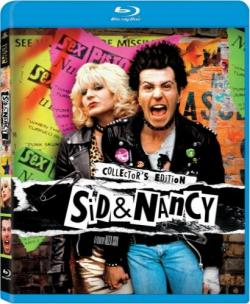 Сид и Нэнси / Sid and Nancy DVO+2xAVO