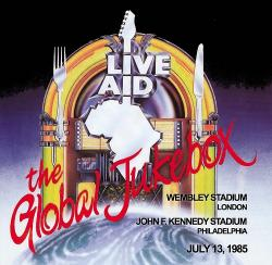 VA - Live Aid 1985 [17 CD's Complete Show Bootleg]