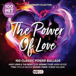 VA - Ultimate Collection: The Power Of Love (5CD)