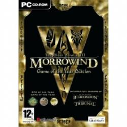 The Elder Scrolls III: MORROWID - The Underground