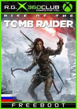 [XBOX 360] Rise of the Tomb Raider [GOD / RUSSOUND]