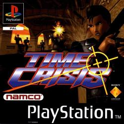 [PSX-PSP] Time Crisis [FULL] [ENG]