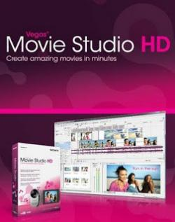 Vegas Movie Studio HD 9.0c Build 30