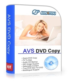 AVS DVD Copy 4.1.2.283 RePack by VeeZer