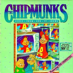 Alvin and The Chipmunks - Songs from Our TV Shows