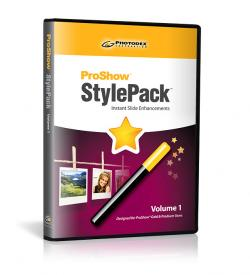 Photodex ProShow StylePack Volume 3