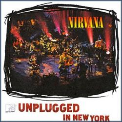 Nirvana-Unplugged In New York