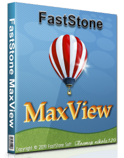 FastStone MaxView 3.3 RePack by KpoJIuK
