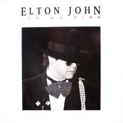 Elton John Ice On Fire (Vinyl rip 24 bit 96 khz)