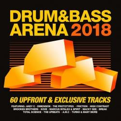 VA - Drum Bass Arena 2018