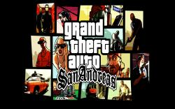 Grand Theft Auto - San Andreas (2005) + MultiPlayer 0.3.7 PC