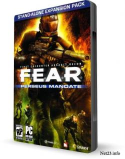 F.E.A.R. - Perseus Mandate / Add-on / 3D / 1st Person) (2007) - [HATRED]